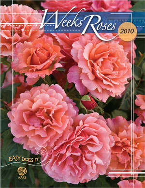 Weeks Roses 2010 Cover
